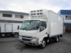 トヨエース冷蔵冷凍車 低温冷凍車 パワーゲート付冷凍車