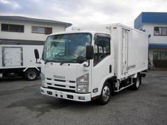 エルフトラック冷蔵冷凍車 低温冷凍車 2tセミロング冷凍車