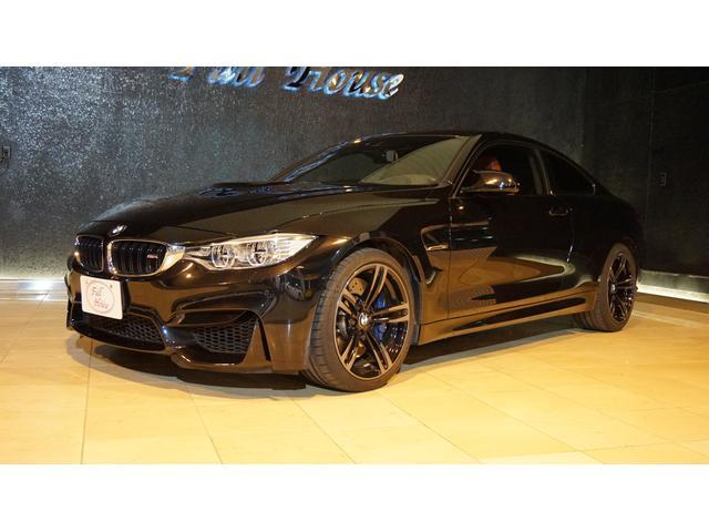 BMW M4 M4クーペ カーボンルーフ ワンオーナー (検29.6)