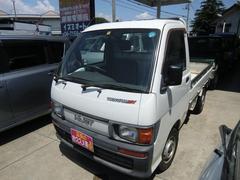 ハイゼットトラックSTD 4WD オートマ エアコン付き