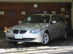 BMW525iツーリングハイラインパッケージ HDDナビ Bカメラ