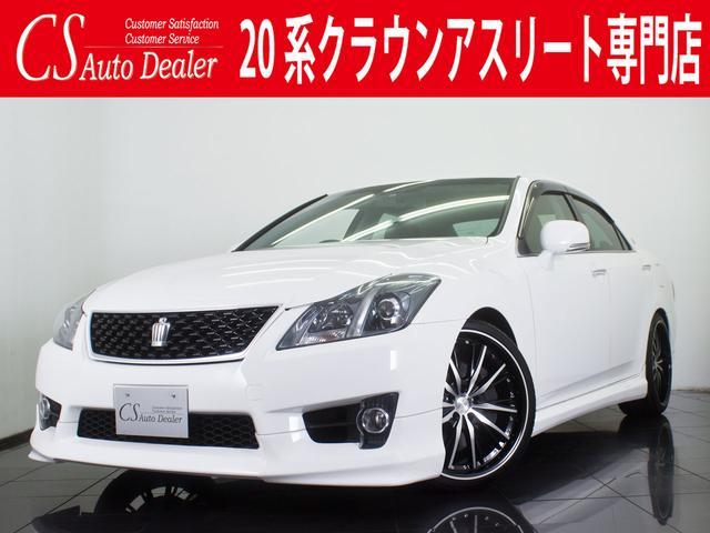 トヨタ アスリート 後期型 新品TEIN車高調 20AW DVD再生