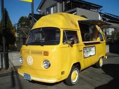 VW タイプII ハイルーフ移動販売車(フォルクスワーゲン)