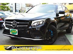 M・ベンツGLC250 4マチスポーツ 黒本革 新車保証 1オーナー