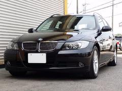 BMW325iツーリング ハイライン 本革 シートヒーター ETC