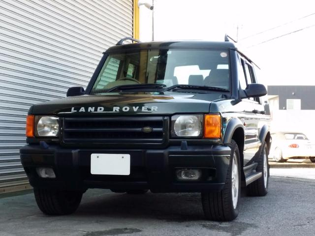 Photo of LAND_ROVER DISCOVERY V8i ES / used LAND_ROVER