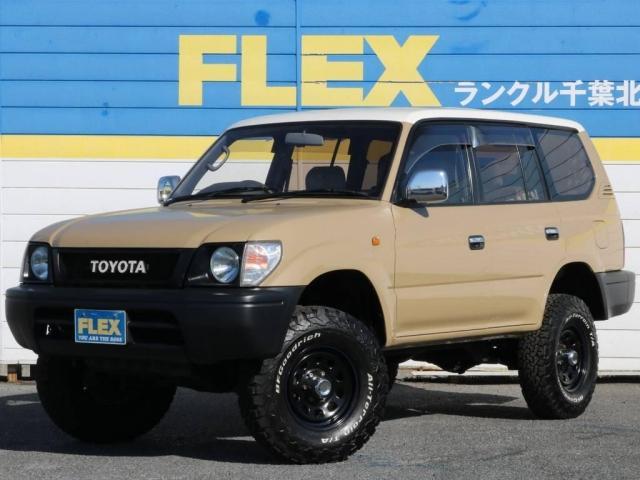トヨタ TX 丸目換装 2インチUP DEAN16インチAW