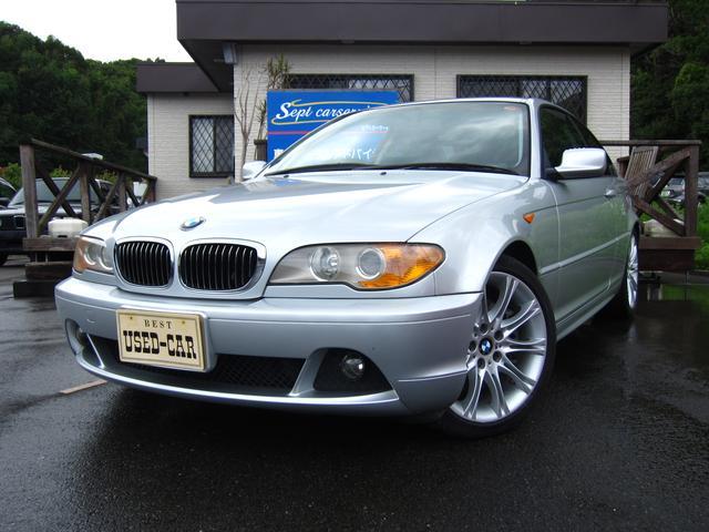 BMW 3シリーズ 330Ci 取説記録簿 右H レザーシート サ...