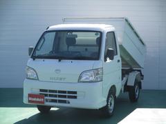 ハイゼットトラック深ダンプ 4WD エアコン