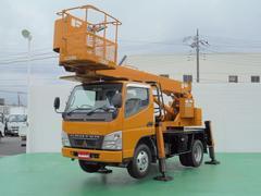 キャンター高所作業車 エスマック 12.3m