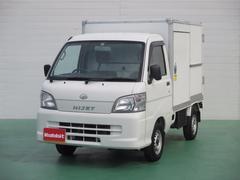 ハイゼットトラック冷蔵冷凍車 エアコン パワステ