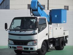 ダイナトラック高所作業車TS−100 9.9m FRPバケット