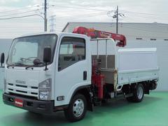 エルフトラックラジコン3段クレーン パワーゲート付き 積載2t4WD