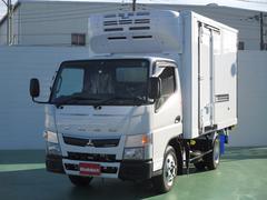 キャンター3.0Dターボ 冷蔵冷凍車−30℃ スタンバイ電源 2t積