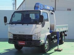 エルフトラック3.0Dターボ 3段クレーン ラジコン 3t積