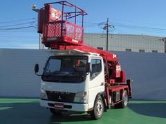 キャンター高所作業車 12.3m エスマックST−125