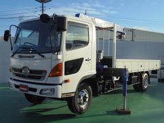 レンジャー4段クレーン ラジコン付き 積載2.8t