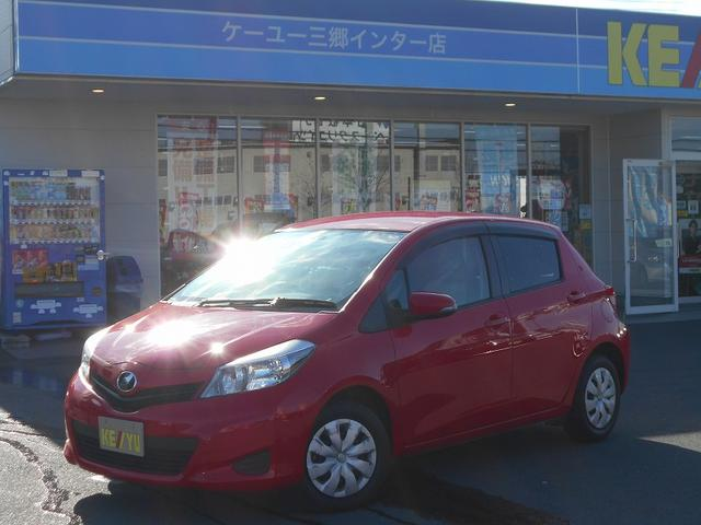 Photo of TOYOTA VITZ F SMART STOP PACKAGE / used TOYOTA