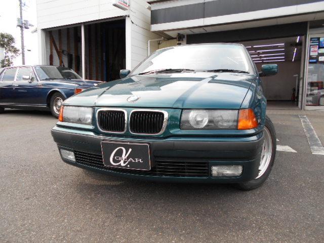 BMW 320i ワンオーナー ETC キーレス
