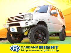 ジムニーXC パートタイム4WD ターボ リフトアップ