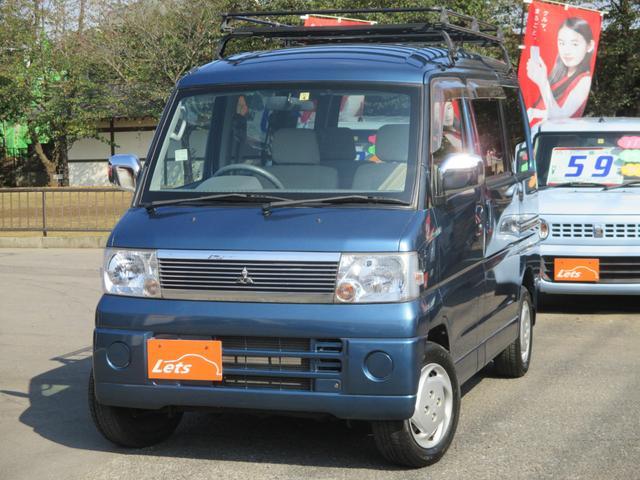 三菱 タウンボックス LX 4WD...
