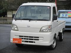 ハイゼットトラックエアコン パワステ スペシャル 4WD 5MT