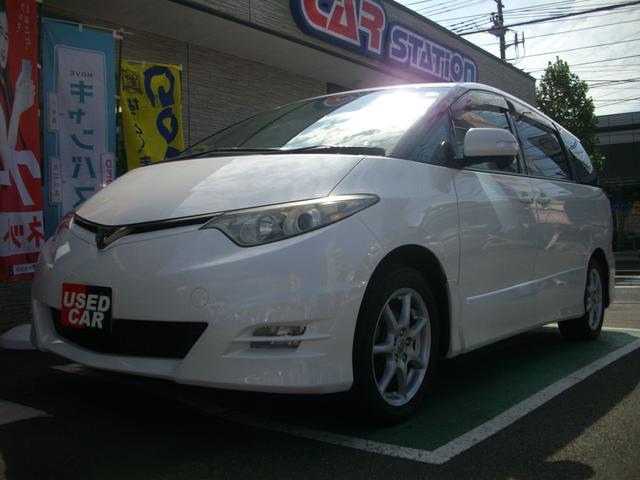 トヨタ 2.4アエラス Gエディションナビスペシャル ETC HID
