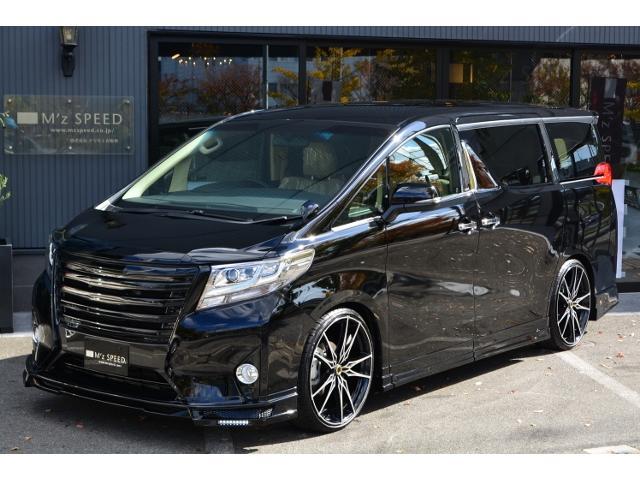 トヨタ 2.5X 両側電動ドア 新車コンプリート 車高調 22AW