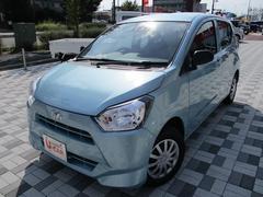 ミライースL SAIII リースUP 新車保証継承 スマアシ3