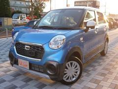 キャストアクティバX SA2 当社使用車UP 新車保証継承