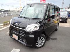 タントL SAIII 29年6月登録 用品3万円分プレゼント対象車