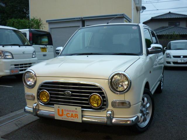 右前部分が軽度の修復歴車となります。CD/MDデッキ☆キーレスエントリー☆電動格納式ドアミラー