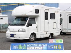 ボンゴトラックキャンピング AtoZ アンソニー FFヒーター 4WD