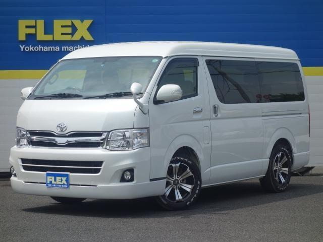 トヨタ GL FLEX内装シートアレンジ