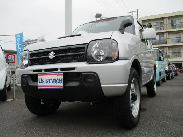 スズキ XG パートタイム4WD 4AT インタークラーターボ