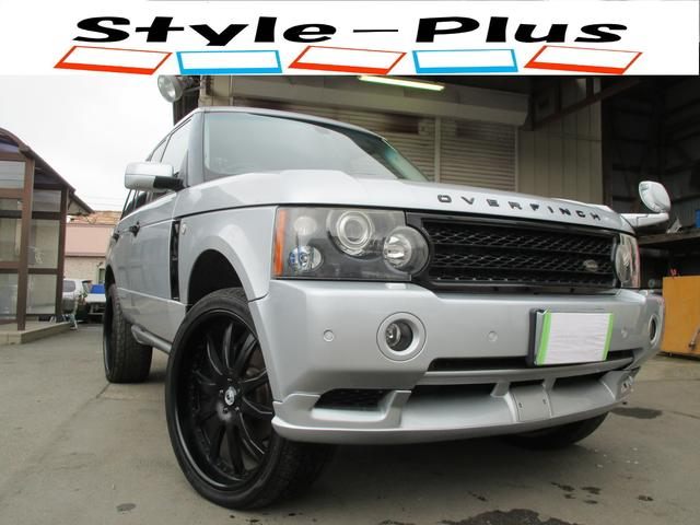 Photo of LAND_ROVER RANGE ROVER SUPERCHARGED / used LAND_ROVER