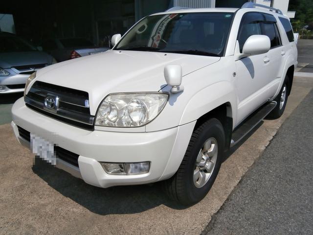 トヨタ ハイラックスサーフ SSR−X (検30.3)
