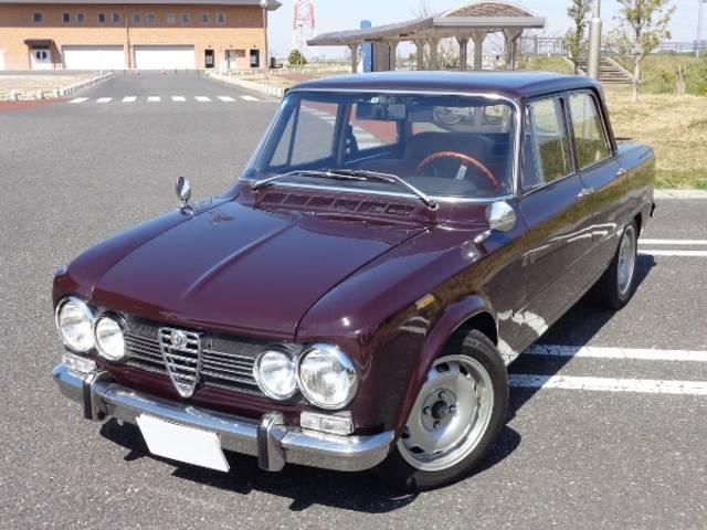 アルファロメオ スーパー 1300 5速MT