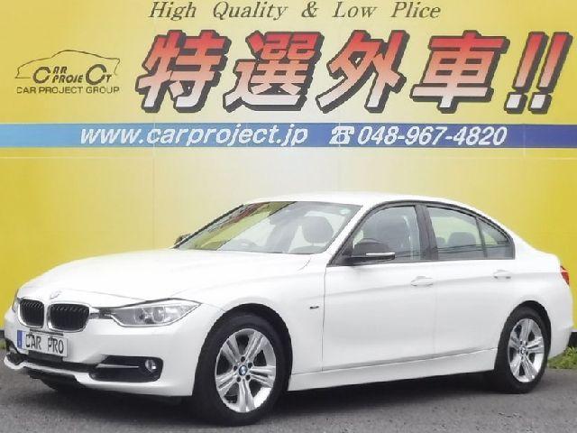 BMW 3シリーズ スポーツ HDDナビ Bカメ キセノン アイド...