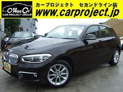 BMW118i スタイル 保証 純ナビバックカメラ LED ETC