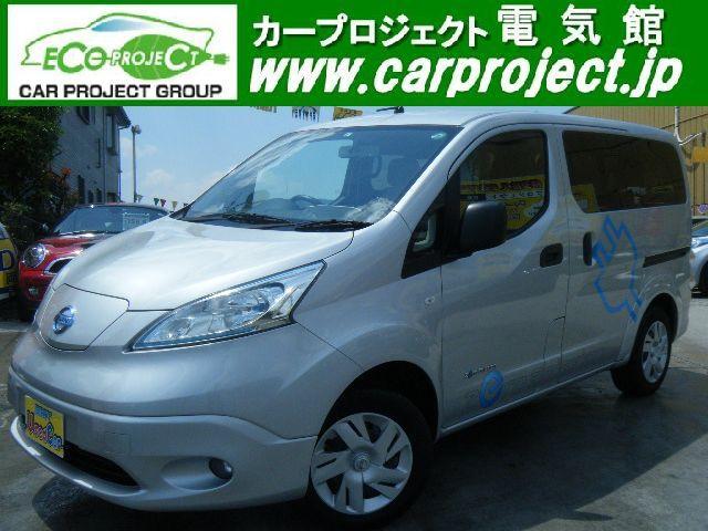 日産 GX 新車保証継承渡し SDナビ シートヒーター