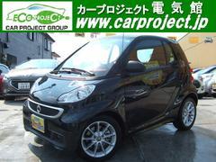 スマートフォーツーエレクトリックドライブエディションブラック 新車保証 ナビ 1オナ シートヒーター