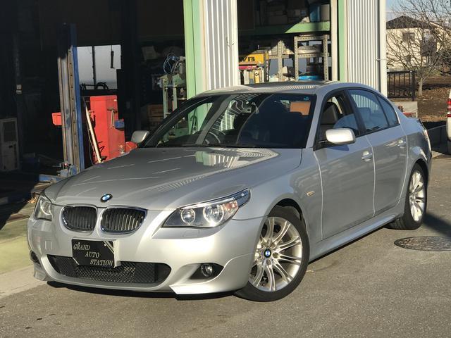 BMW 525i Mスポーツパッケージ 各LED HID新品交換