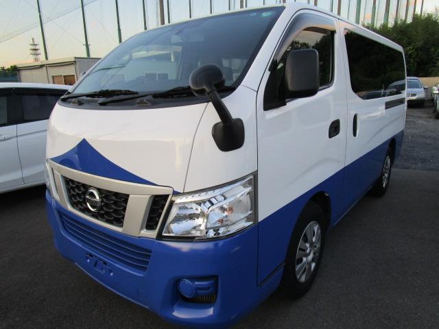 日産 ロングDX  3人乗 ナビTV Bモニター ETC キーレス