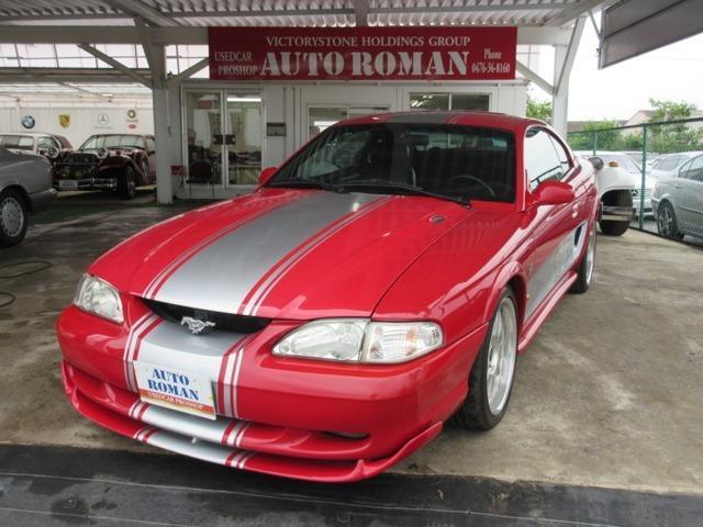 フォード マスタング GT (検29.4)