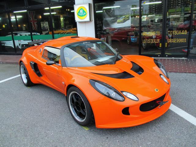 Lotus Exige Base Grade 2006 Special Color 9 000 Km