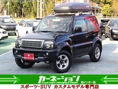 ジムニーシエラワイルドウインド  4WD 5MT 2007モデル
