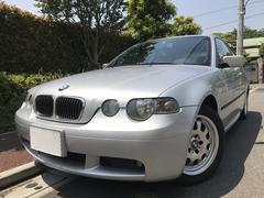 BMW318ti Mスポーツ 左ハンドル 5速MT クルコン