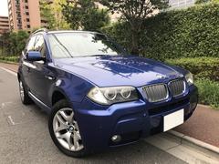 BMW X3X3 後期型 LCI 3.0si MスポーツパッケージII