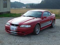 フォード マスタング GT 社外ナビ(フォード)